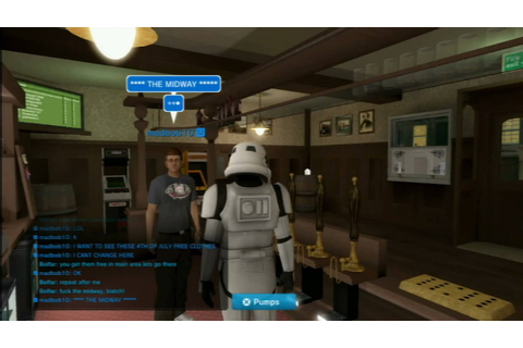 Classic Game Room - PLAYSTATION HOME: JULY 2010 review ...