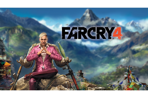 Far Cry 4 Game | PS3 - PlayStation