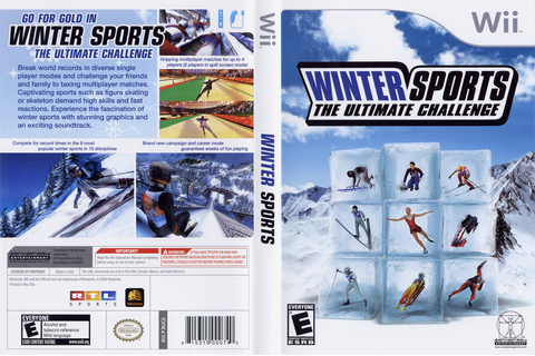 RUCE5Z - Winter Sports: The Ultimate Challenge