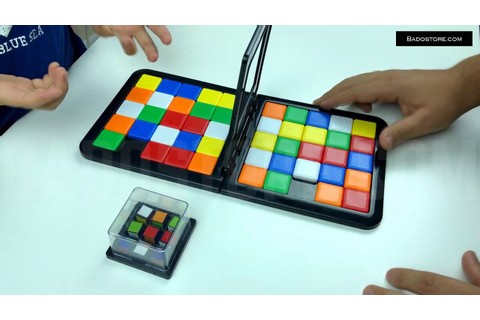 Rubik's Race Magic Block Game - YouTube