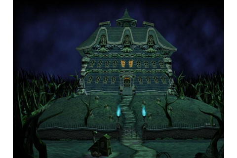 Gamecube Games – Luigi's Mansion | The Gaming Geek