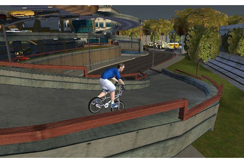 Dave Mirra Freestyle BMX 2 (2001) by Z-Axis PS2 game