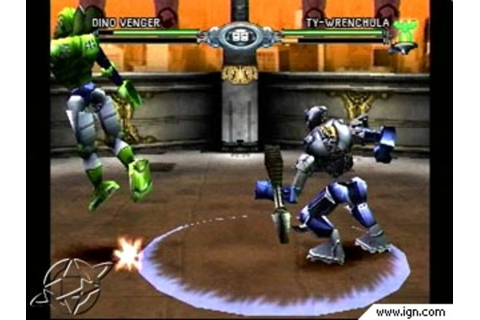 Download Rock'em Sock'em Robots Arena (psx) ~ Free ...
