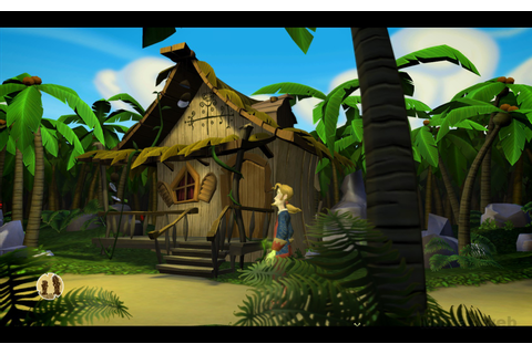 MiikaHweb - Game : Tales of Monkey Island