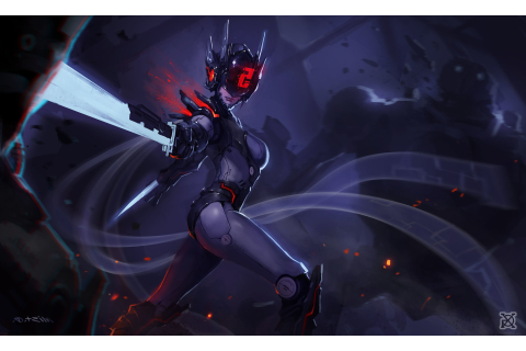 League Of Legends, Fiora, Video Games Wallpapers HD ...