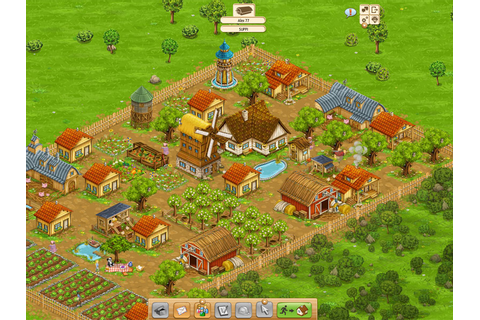 Goodgame Big Farm - Play online for free | Youdagames.com