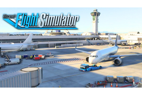 Flight Simulator - Official Announcement Trailer | E3 2019 ...