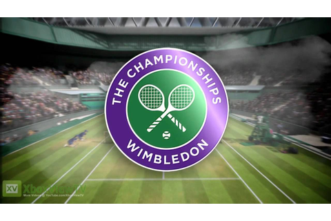 Grand Slam Tennis 2 - Official Wimbledon Trailer - YouTube