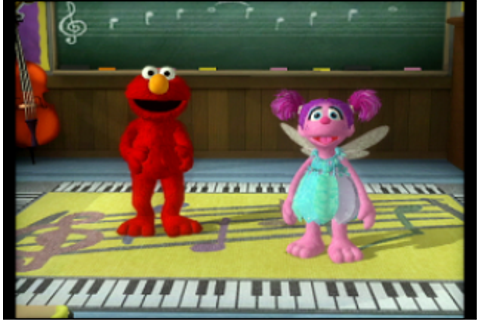 Sesame Street: Elmo's Musical Monsterpiece for Wii and ...