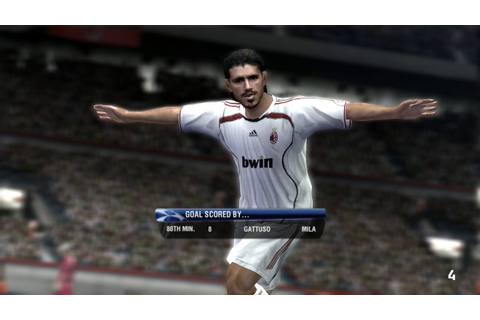 UEFA Champions League 2006-2007 PC Gameplay - YouTube