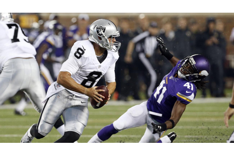 Watch Vikings vs Raiders online: Live stream, game time ...