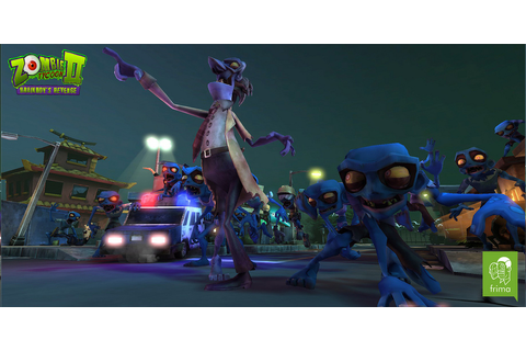 Zombie Tycoon 2: Brainhov's Revenge Lurches onto PS3 and ...