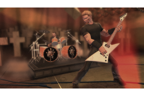Download Guitar Hero Metallica Game Full Version For Free