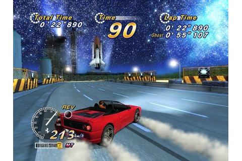 OutRun 2006 Coast 2 Coast Screenshots - Video Game News ...