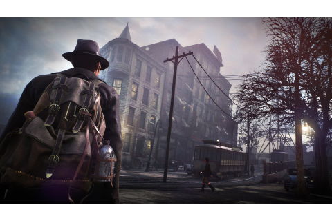 The Sinking City Interview On DLC Plans, Switch Version ...