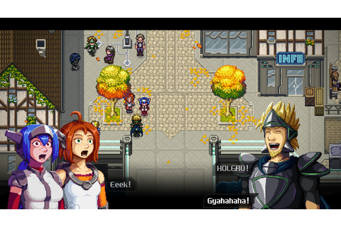 CrossCode by Radical Fish Games