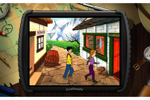 The ClueFinders Search and Solve Adventures Download Free ...