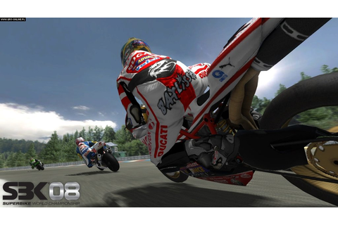 SBK 08: Superbike World Championship 08 Screenshots ...