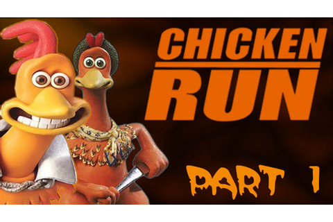 Let's Play Chicken Run (PS1) - Part 1 - YouTube