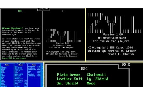 Zyll (Eng) (1984) - Download ISO ROM IMG (DOS IBM PC ...