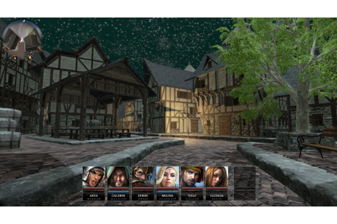 Realms of Arkania: Star Trail Windows game - Mod DB