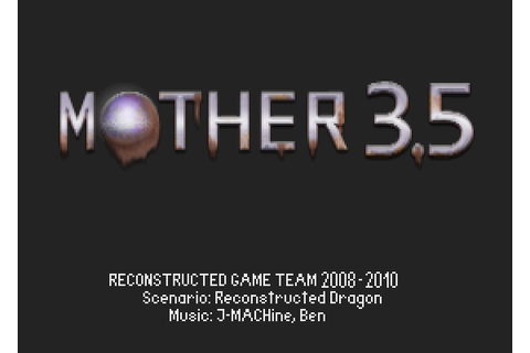 Mother 3.5 « Fan Games and Programs « Forum « Starmen.Net