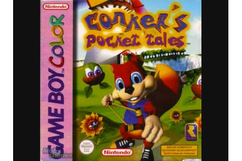 Conker's Pocket Tales - Willow Woods - YouTube