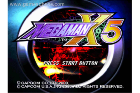 Mega Man X5 Download Free Full Game