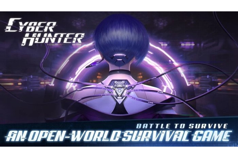 Sci-Fi Battle Royale Game Cyber Hunter Enters Open Beta on ...