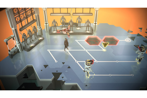Review: Deus Ex GO
