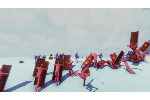 Totally Accurate Battle Simulator Free Download - CroHasIt ...