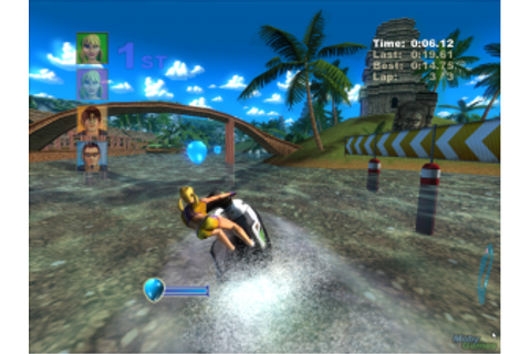 Game Classification : Kawasaki Jet Ski (2008)