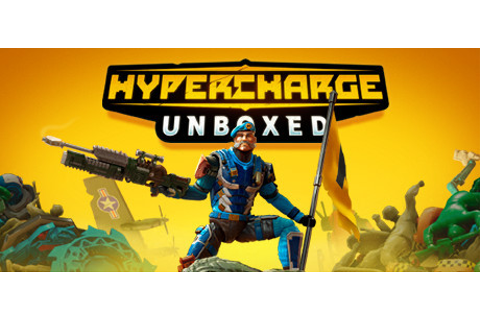 HYPERCHARGE: Unboxed on Steam