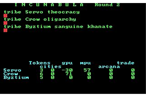 Incunabula Download (1984 Strategy Game)