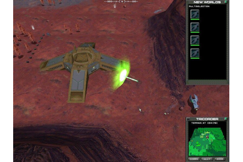 Download Star Trek: New Worlds (Windows) - My Abandonware