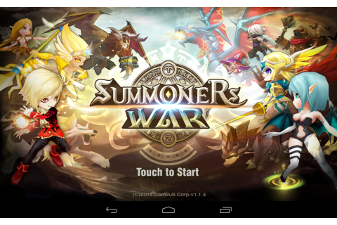 Summoners War: Sky Arena – Games for Android – Free ...