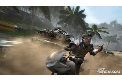 MotorStorm: Pacific Rift video game ~ Top Game Wallpaper