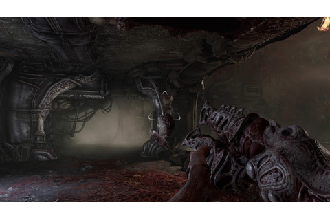 Horror Shooter Scorn Kickstarter Campaign Launched; Debut ...