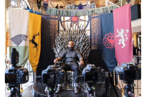 "Visit HBO's Pop-up ""Game of Thrones"" Mini-Museum in SF ..."