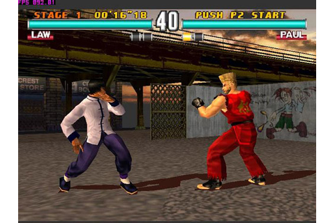 TEKKEN 3 [ANDROID GAME] EMULATOR+ROM - Load U