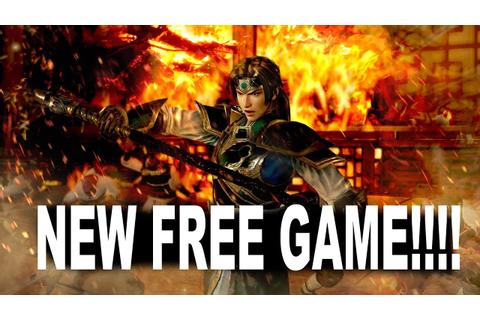 NEW FREE PS4 GAME Dynasty Warriors 8 Empires Free ...