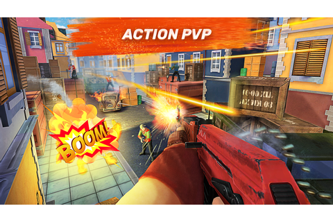 Guns of Boom - Online Shooter - Android Apps on Google Play