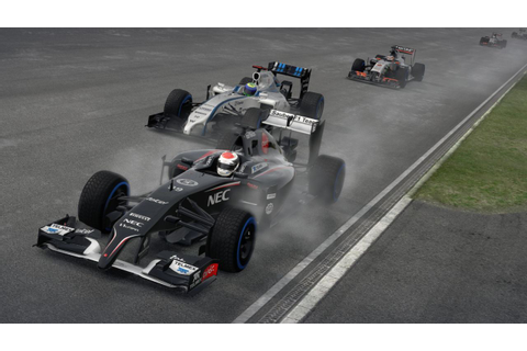 F1 2014 is not coming to PS4 and Xbox One - VG247