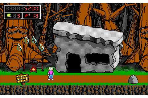 Commander Keen 4 | Old DOS Games | Download for Free or ...