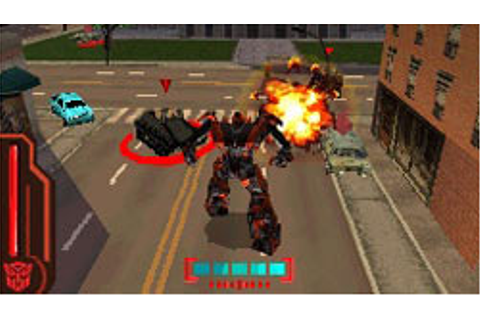Amazon.com: Revenge of the Fallen Autobots - Nintendo DS ...