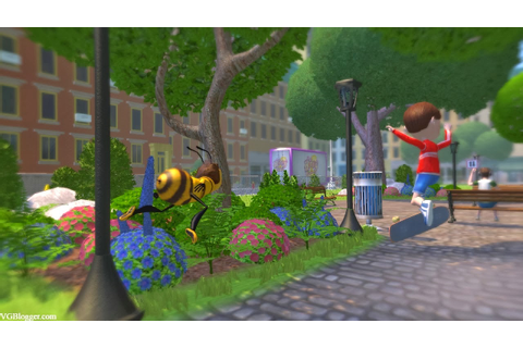 Bee Movie Game Download Free For PC ~ PAK SOFTZONE