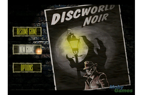 Download Discworld Noir (Windows) - My Abandonware