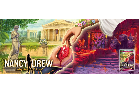 Nancy Drew PC Game Walkthroughs by aRdNeK: Labyrinth of Lies