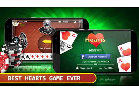 Hearts Card Game FREE - Android Apps on Google Play