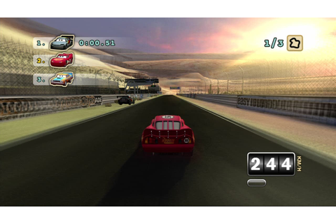 Cars : La Coupe Internationale de Martin - Jeu Xbox 360